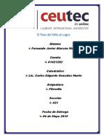 Tarea N3 - Filosofia - Fernando Alarcon