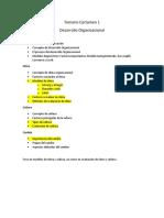 Temario Certamen 1 Desarrollo Organizacional.docx