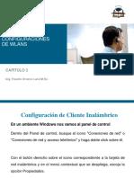 Twa Configuraciones de Wlans c3