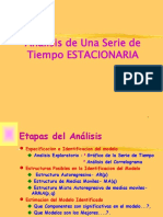 6° Clase Econometría y Series de Tiempo