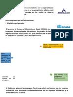Financiamiento de Salud en El Perù