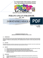 Perancangan Strategik Kantin 2018-2020