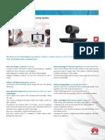 Huawei Videoconferencing HD Endpoint TE20 Datasheet