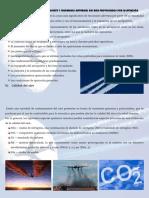 Contaminación Del Medio Ambiente y Fenómenos Naturales Del Aire Provocados Por La Aviación