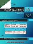 Analisis de Accidente