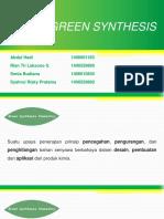 Kimia Lingkungan_Green Sythesis_Kelompok.pptx