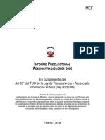 Informe_Preelectoral_2006