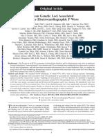 El Genoma y La Onda P