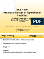 Sample1 Project2 ECE4430 F16