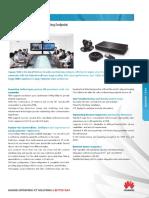 Huawei Videoconferencing HD Endpoint TE60 Datasheet_20140221
