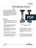 Diaphragm Actuators