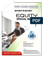 Equity Special Report