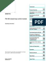 FM 355 - PID Control