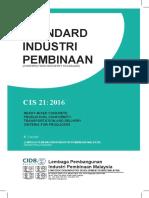 CIS-21 (CIDB)