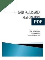 Grid Faults & Restoration_SKS