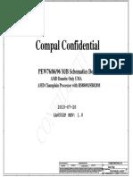Compal La-6552p r1.0 Schematics
