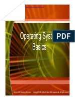 Ece413 Operating System Basics