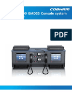 6000 GMDSS Console System Installation Manual