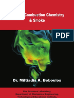 Wildfire Combustion Chemistry & Smoke