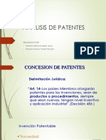Analisis de Patentes