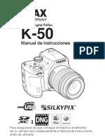 k50 Manual de Instrucciones en Español
