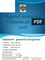 Buget Municipal 2018
