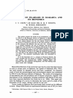 The Vector of Filariasis in Djakarta And