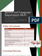 speech and language-2