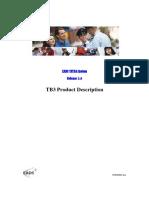 Product Description TB3