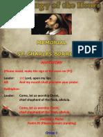 Memorial - St. Charles Borromeo