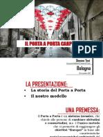 VERSO LA TARIFFA PUNTUALE, convegno a Bologna del 20 novembre, la mia presentazione.