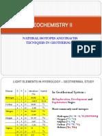 Geocmidtri Isotope Rev