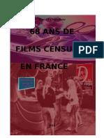 68 ANS DE FILMS CENSURÉS EN FRANCE