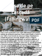 Casa de pe Cascada-FallingWater.ppsx