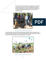 Kisasakasaka Farmers Cooperative Group - Issues