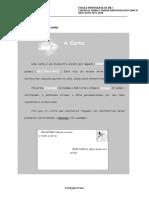 Carta Ficha