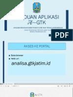 Panduan aplikasi a~gtk