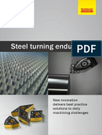 Steel Turning Endurance