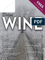 OBriens WINE Magazine | Christmas Edition