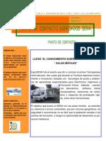 Boletín No.2 Julio - Punto de Contacto Egresados SENA