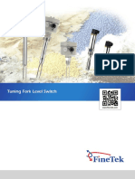 SC Tuning Fork Level Switch_B3