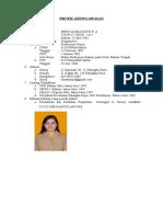 Profil Kepegawaian Meini