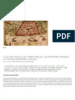 Culture Visuelle Du Territoire (II) _ La Frontière, Passage Et Prison, Dans Pépé Le Moko _ IMAJ