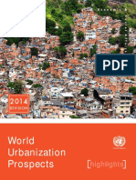 World Urbanization Prospects
