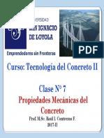 Clase 07 Comportamiento Mecnico Del Concreto