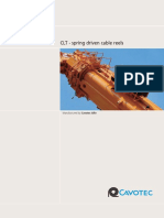 Cavotec - CLT Spring Driven Cable Reels Catalogue