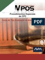APOSTILA Mod Procedimentos Especiais Do Cpc v5