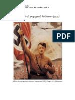 propagande nazie corrige