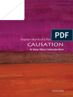 Causation - A Very Short Introduction