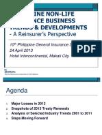 10th General Insurance Summit Presentation -Final